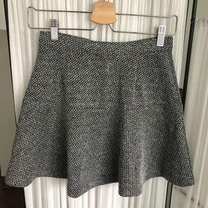 Topshop Peplum Skirt Size US 2